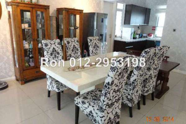For Sale Condominium at Amaya Saujana, Saujana Freehold Fully Furnished 3R/4B 1.05m