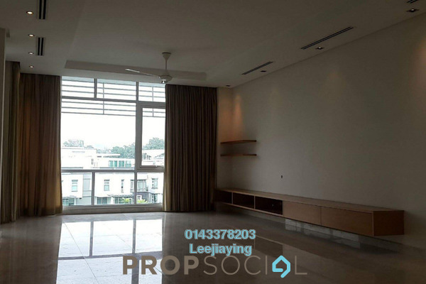 For Rent Condominium at Tijani 2 North, Kenny Hills Freehold Semi Furnished 4R/4B 8k