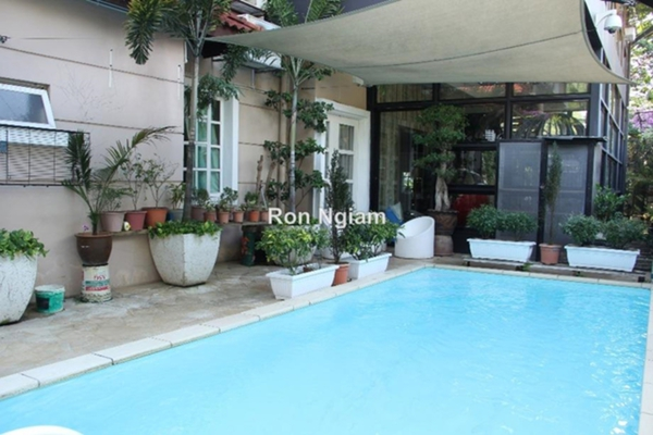 For Sale Semi-Detached at Tropicana Golf & Country Resort, Tropicana Leasehold Semi Furnished 6R/5B 3.5m