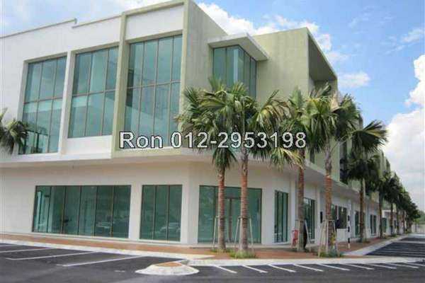 For Sale Shop at Temasya Glenmarie, Shah Alam Freehold Semi Furnished 1R/2B 4.5m