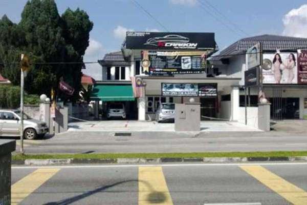 For Rent Shop at Damansara Uptown, Damansara Utama Freehold Semi Furnished 5R/5B 9k
