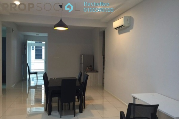 For Rent Serviced Residence at LaCosta, Bandar Sunway Leasehold Fully Furnished 3R/2B 3.3k