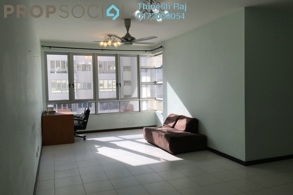 For Rent Condominium at The Tamarind, Sentul Freehold Semi Furnished 3R/2B 2.0千