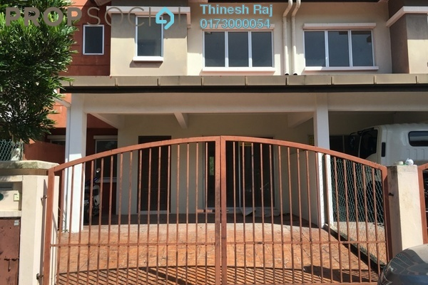 For Sale Terrace at Emerald West, Rawang Freehold Unfurnished 4R/3B 450k