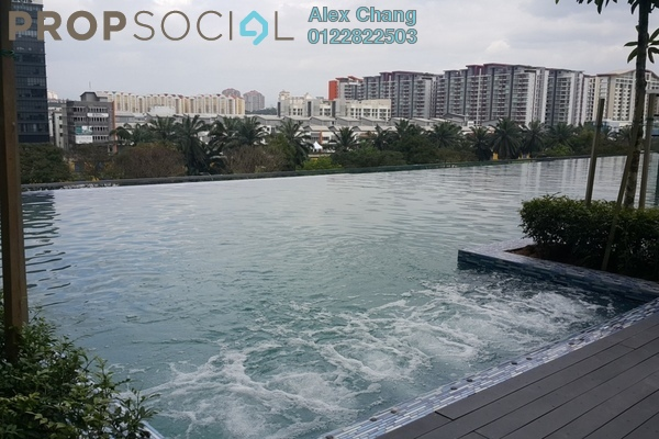 For Rent Condominium at Nova Saujana, Saujana Freehold Semi Furnished 2R/2B 2.4k