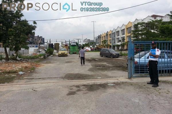 For Sale Land at Bukit Kemuning Industrial Park, Kota Kemuning Freehold Semi Furnished 0R/0B 13.7m