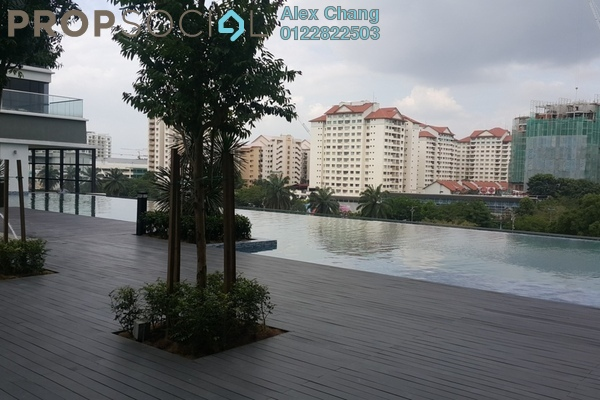 For Rent Condominium at Nova Saujana, Saujana Freehold Semi Furnished 2R/2B 2.45k