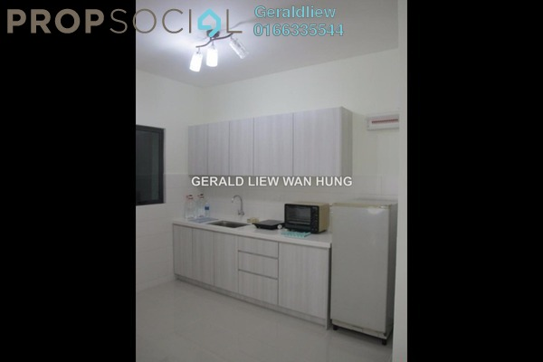 For Sale Condominium at The Z Residence, Bukit Jalil Freehold Semi Furnished 2R/2B 610k