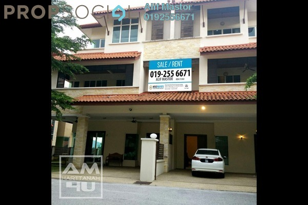 For Sale Semi-Detached at Beverly Heights, Ukay Freehold Semi Furnished 6R/8B 2.4m