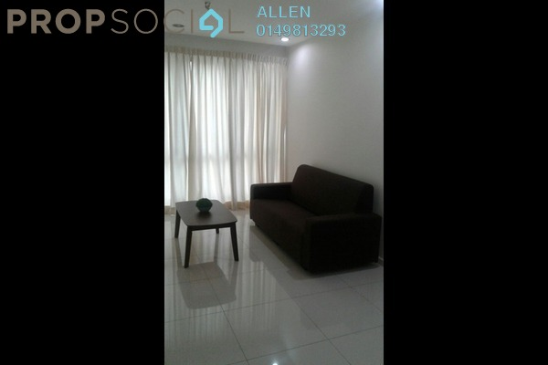 For Rent Condominium at Impiana Residences, Iskandar Puteri (Nusajaya) Freehold Fully Furnished 1R/1B 1.5k