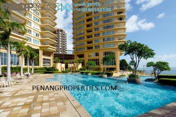For Sale Condominium at The Cove, Tanjung Bungah Freehold Semi Furnished 0R/0B 2.8m