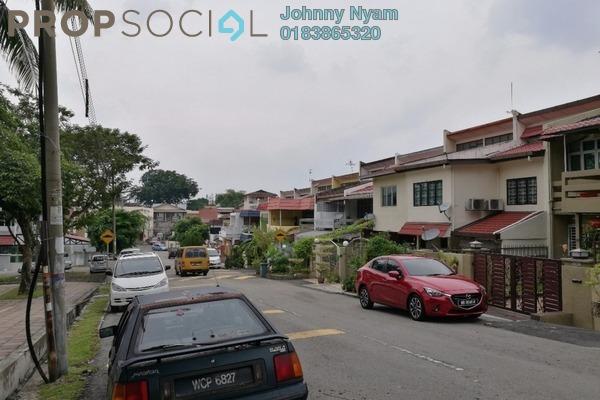 For Sale Terrace at Taman Segar, Cheras Freehold Unfurnished 4R/3B 828k