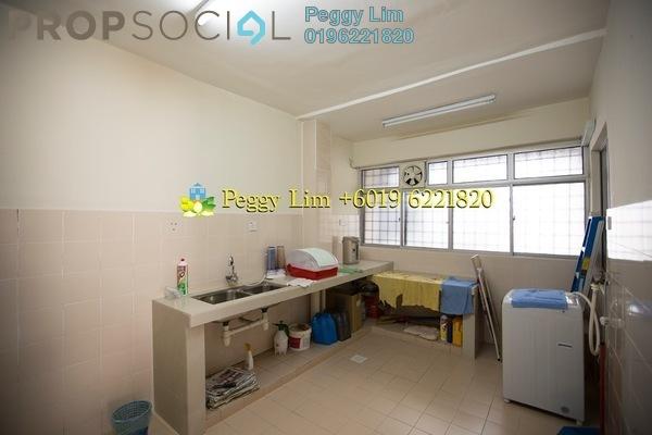 For Sale Apartment at Vista Lavender, Bandar Kinrara Leasehold Semi Furnished 3R/2B 268k