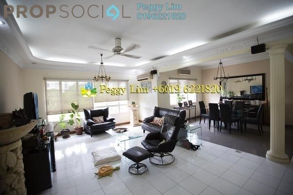 For Sale Condominium at Sri Hijauan, Shah Alam Freehold Semi Furnished 4R/2B 490k