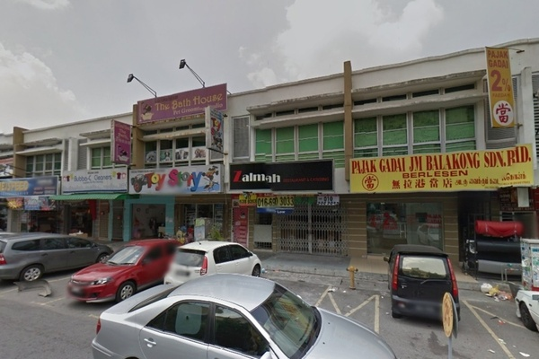 For Rent Shop at Cheras Perdana, Cheras South Freehold Unfurnished 1R/1B 4k