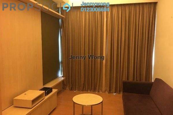 For Rent Condominium at Swiss Garden Residences, Pudu Freehold Fully Furnished 1R/1B 2.8k
