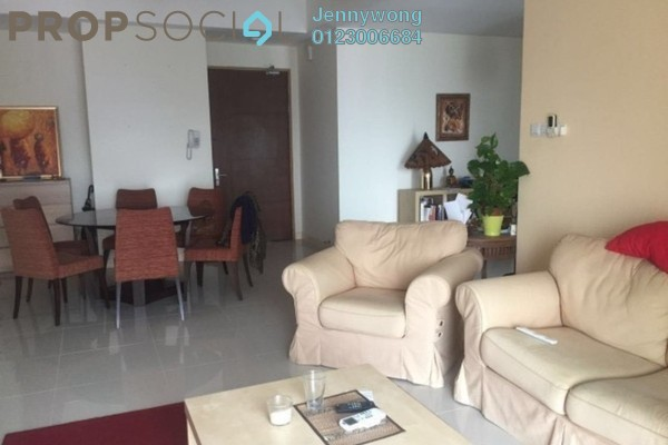 For Rent Condominium at Gaya Bangsar, Bangsar Leasehold Fully Furnished 2R/2B 4k