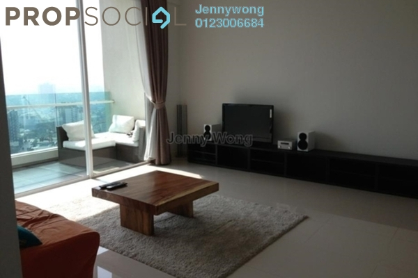 For Sale Condominium at The Park Residences, Bangsar South Leasehold Fully Furnished 3R/4B 1.7m