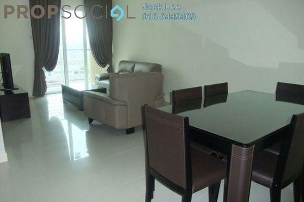 For Rent Condominium at Gaya Bangsar, Bangsar Leasehold Fully Furnished 1R/1B 3k