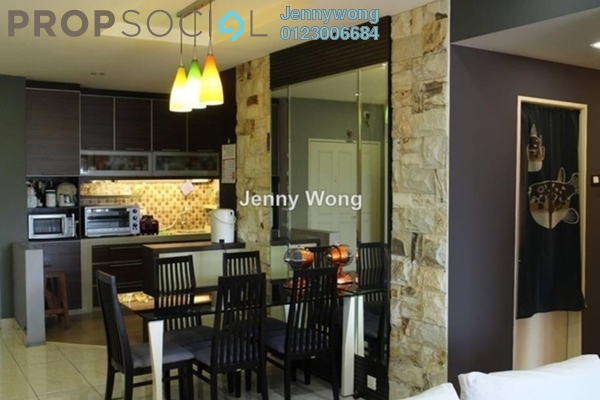 For Sale Condominium at Koi Tropika, Puchong Leasehold Semi Furnished 3R/2B 450k
