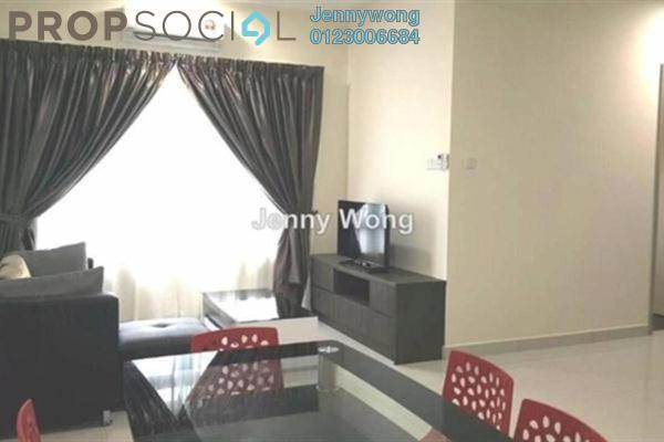 For Rent Condominium at Saville @ The Park, Pantai Freehold Fully Furnished 3R/2B 3k