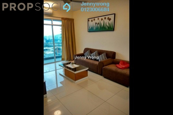 For Sale Condominium at Saville @ The Park, Pantai Freehold Fully Furnished 3R/3B 1.39m