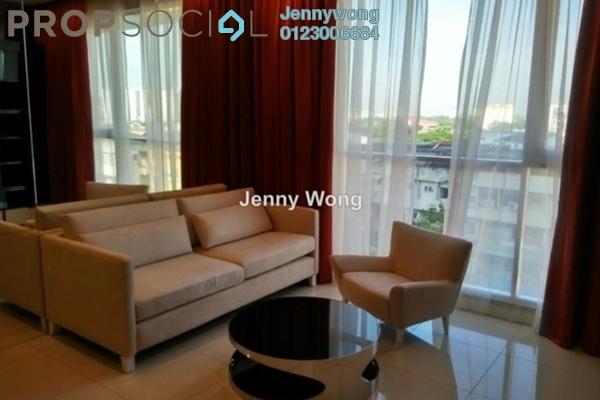 For Rent Condominium at Uptown Residences, Damansara Utama Freehold Fully Furnished 1R/1B 2.6k