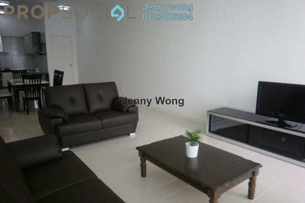 For Sale Condominium at The Park Residences, Bangsar South Leasehold Fully Furnished 3R/2B 1.28m