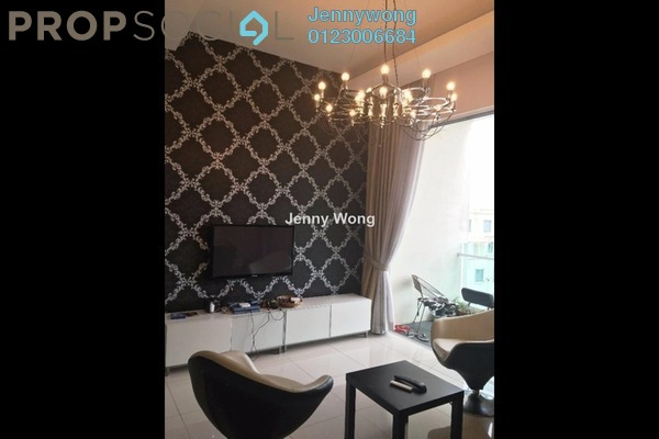 For Rent Condominium at The Park Residences, Bangsar South Leasehold Fully Furnished 2R/2B 4k