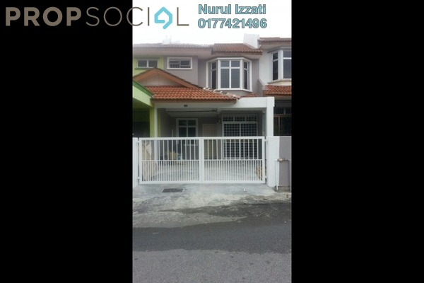 For Sale Terrace at Taman Desa Orkid, Senawang Leasehold Unfurnished 3R/3B 300k