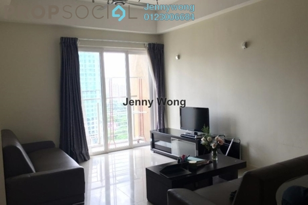 For Rent Condominium at Gaya Bangsar, Bangsar Leasehold Fully Furnished 1R/1B 3.2k