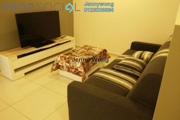 For Rent Condominium at Avenue D'Vogue, Petaling Jaya Leasehold Fully Furnished 1R/1B 1.9k