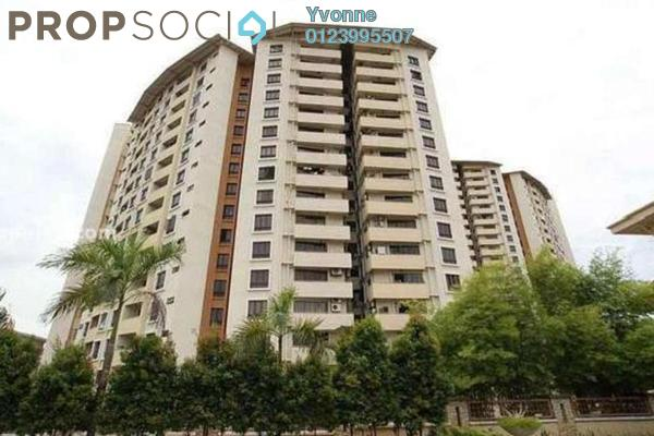 For Sale Condominium at Palm Spring, Kota Damansara Leasehold Semi Furnished 3R/2B 435k