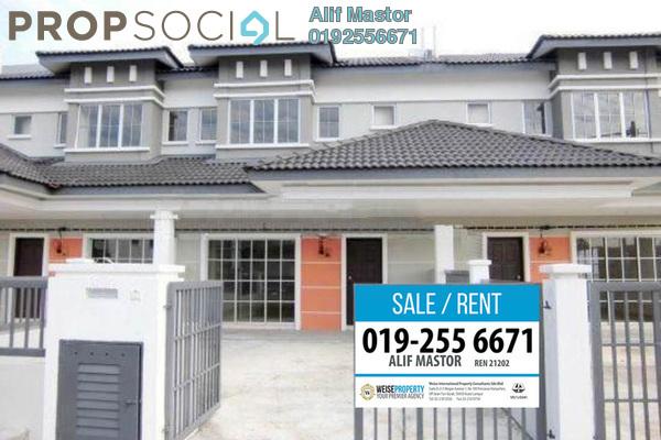 For Sale Terrace at Bandar Putera 2, Klang Leasehold Unfurnished 4R/3B 500k
