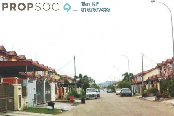 For Rent Terrace at Taman Bukit Indah, Old Klang Road Freehold Unfurnished 4R/3B 1.38k