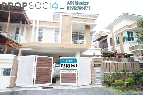 For Sale Semi-Detached at Saujana Impian, Kajang Freehold Semi Furnished 5R/5B 1.2m