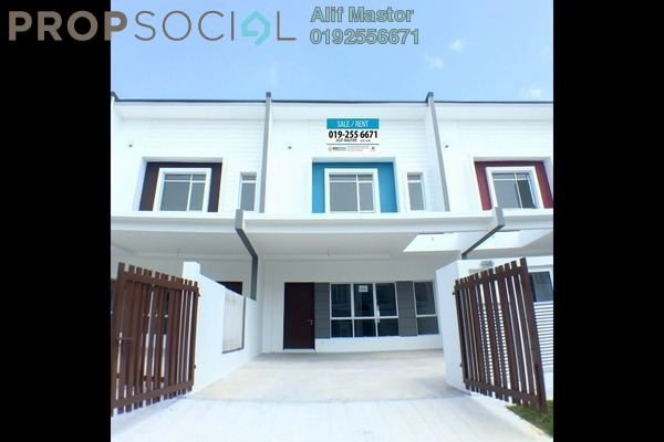 For Sale Terrace at Setia EcoHill, Semenyih Freehold Unfurnished 4R/3B 580k