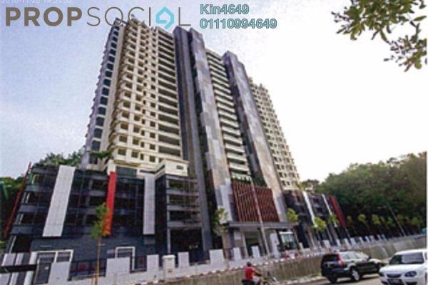 For Rent Condominium at Pavilion Resort, Teluk Kumbar Freehold Fully Furnished 3R/2B 1.5k
