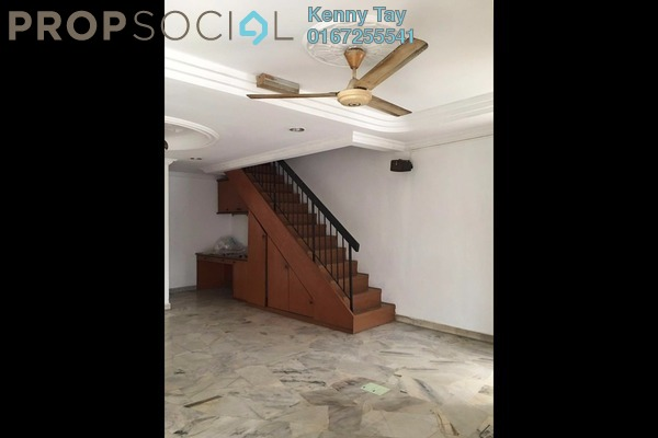 For Sale Terrace at Taman Kepong Indah, Kepong Leasehold Semi Furnished 3R/2B 618k