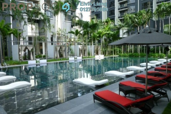 For Sale Condominium at St Mary Residences, KLCC Freehold Fully Furnished 2R/2B 1.85m