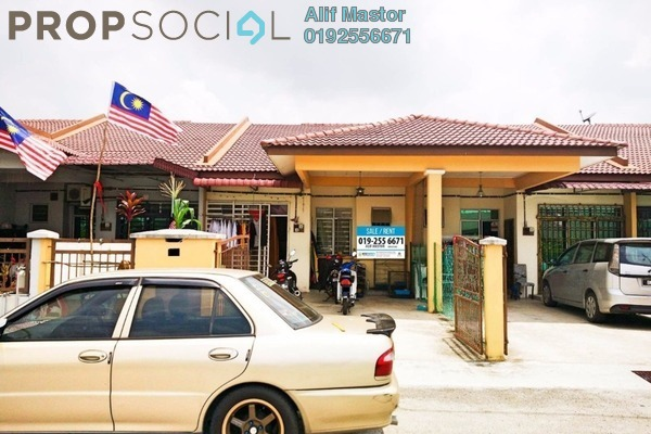 For Sale Terrace at Taman Salak Baiduri, Bandar Baru Salak Tinggi Leasehold Unfurnished 3R/2B 340k