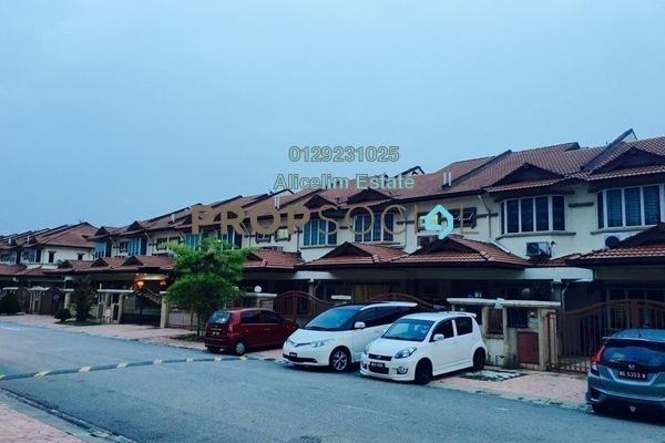 For Sale Terrace at Subang Bestari, Subang Leasehold Semi Furnished 4R/3B 690k