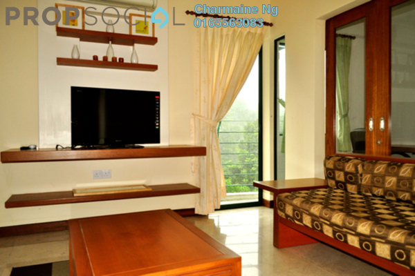 For Rent Serviced Residence at 10 Semantan, Damansara Heights Leasehold Fully Furnished 1R/1B 1.45k