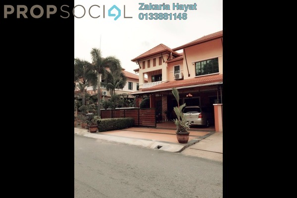 For Sale Semi-Detached at Bandar Nusa Rhu, Shah Alam Leasehold Fully Furnished 6R/5B 1.38m