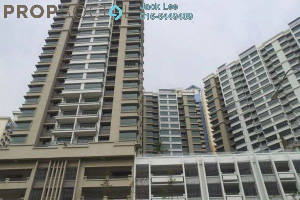 For Rent Condominium at Covillea, Bukit Jalil Freehold Fully Furnished 3R/2B 3.2k