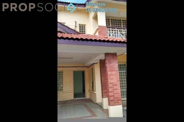 For Sale Terrace at Puteri 6, Bandar Puteri Puchong Freehold Unfurnished 4R/3B 850k