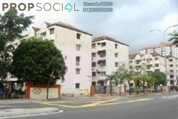 For Sale Apartment at Makmur Apartment, Bandar Sunway Leasehold Unfurnished 3R/2B 270k