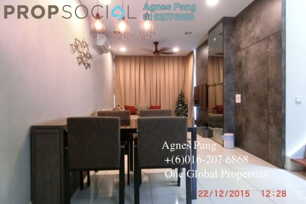 For Sale Condominium at Taman Skudai Baru, Skudai Freehold Fully Furnished 3R/3B 650k