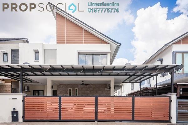 For Sale Semi-Detached at Seksyen 7, Bandar Baru Bangi Leasehold Fully Furnished 7R/5B 1.58m