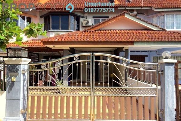 For Sale Terrace at Bandar Sunway Semenyih, Semenyih Freehold Fully Furnished 4R/3B 535k